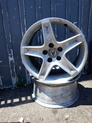 17inches Acura rims for sale for Sale in Cleveland, OH