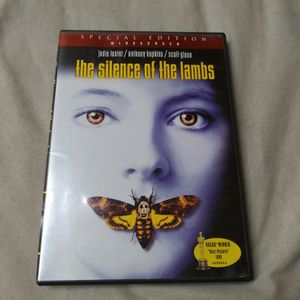 THE SILENCE OF THE LAMBS (DVD) for Sale in Phoenix, AZ