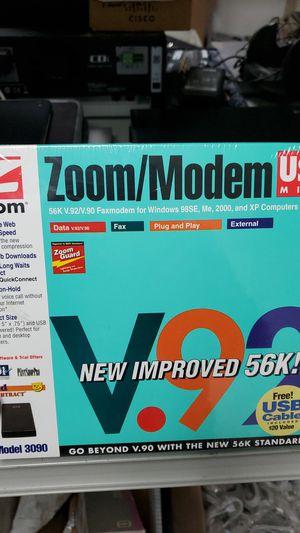 Zoom Modem 3090 for Sale in Glen Ellyn, IL