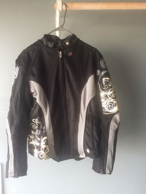 Women's motorcycle jacket for Sale in Buda, TX