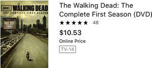 The walking dead season 2 movies CDs DVDs for Sale in Glendale, AZ