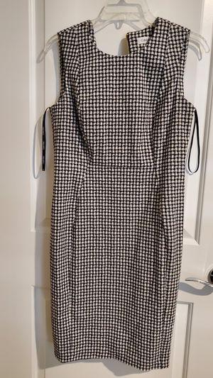 CALVIN KLEIN BLACK AND WHITE DRESS- NEW for Sale in Santa Clarita, CA