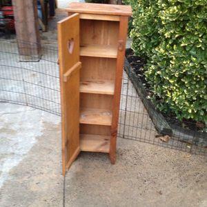 5 shelf heart cabinet for Sale in Philadelphia, PA