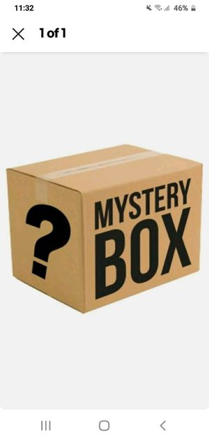 mystery kids clothes box for Sale in Las Vegas, NV