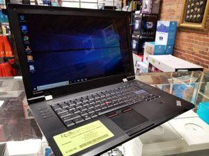 "Lenovo Thinkpad L520 Laptop 4GB RAM 120GB SSD DVD-RW Webcam WiFi 15.6"" Windows 10 @RizTech in Medina for Sale in Medina, OH"