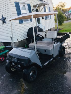 EZ-GO electric golf cart for Sale in Bristol, CT