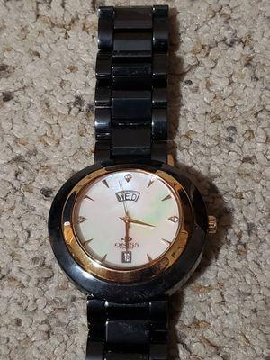 Never Used Quartz Oniss Men's Watch for Sale in Deerfield Beach, FL
