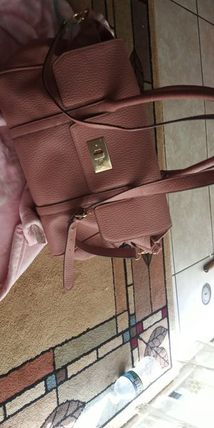 Just fab blush pink bag for Sale in Herndon, VA