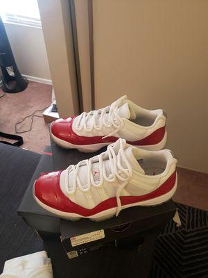 Jordan 11 low size 10 1/2 for Sale in Fillmore, CA