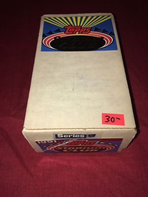 Topps 1991 stadium club series 2 baseball card set for Sale in Collinsville, IL