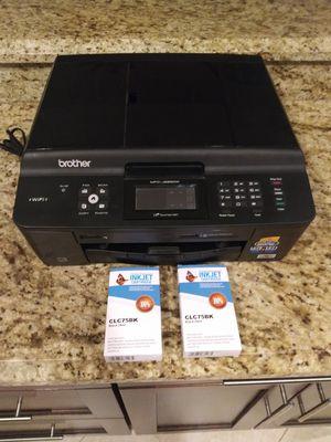 Brother MFC-J625DW Color Ink-jet - Multifunction printer for Sale in Oakland Park, FL