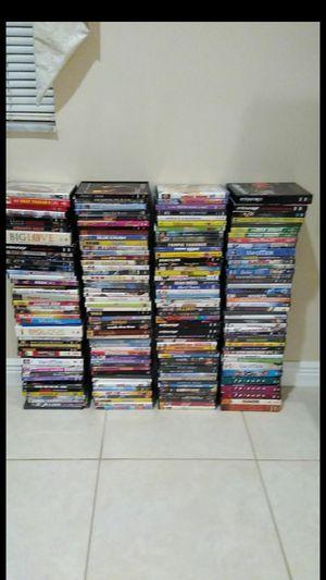 200 DVD movies for Sale in Loxahatchee, FL