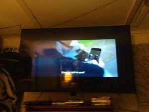 60 inch smart vizio tv for Sale in Pottsville, PA
