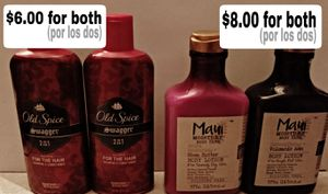 Old Spice & Maui Products for Sale in Phoenix, AZ