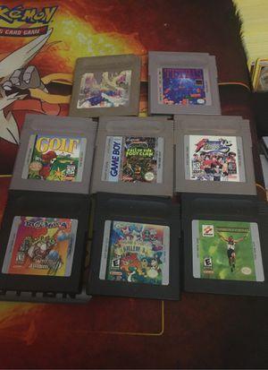 Game boy games for Sale in Auburn, WA