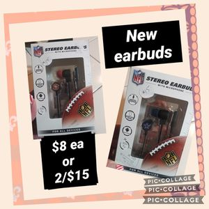 New earbuds for Sale in Fresno, CA