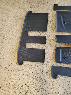 Weather tech car mats for infinity qx 60 for Sale in Anaheim, CA