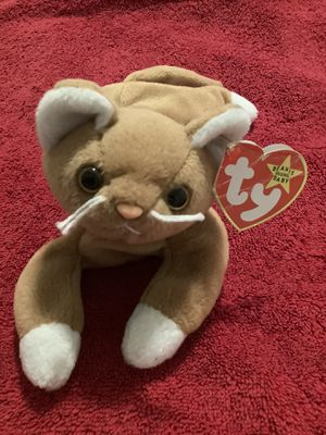 Vintage TY Cat Beanie Baby for Sale in Scottsdale, AZ