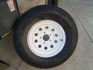 Trailer wheel and tire for Sale in City of Industry, CA