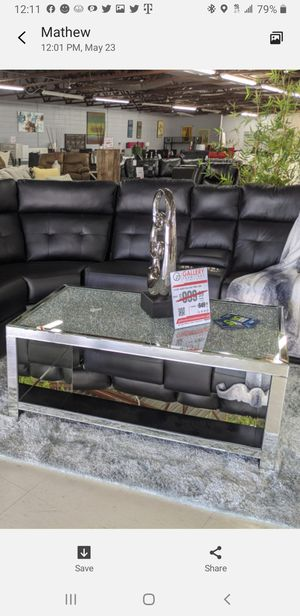 GLAM COFFEE TABLE for Sale in Tampa, FL