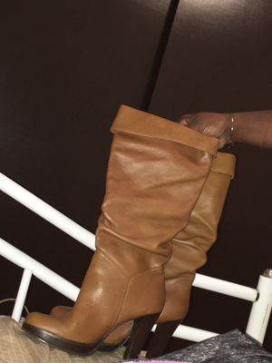 Genuine leather boots for Sale in Fairview Heights, IL