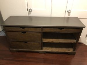 Media Stand/Dresser for Sale in Jacksonville, FL