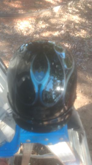 Harley-Davidson men's ghost lame ultralight half helmet for Sale in Carrollton, GA