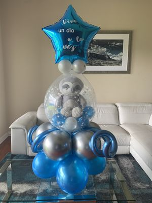 Balloon Bouquet Gift Personalized for Sale in Orlando, FL