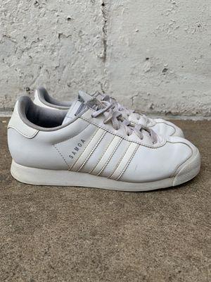 Adidas All White Samoa Women's Size 7.5//Big Kids Size 6 for Sale in Philadelphia, PA