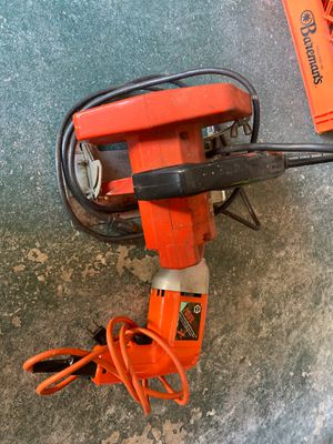 Electric saw and an electric drill for Sale in Bloomfield Hills, MI