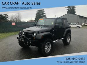 2008 Jeep Wrangler for Sale in Brier, WA