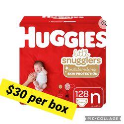 Huggies Newborn for Sale in Long Beach,  CA