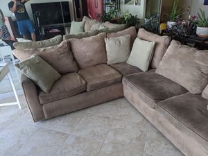 Sleeper Sectional Couch for Sale in Fort Lauderdale, FL