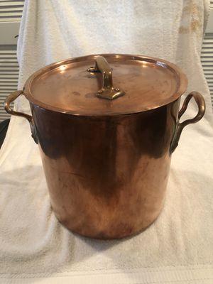 Copper pot for Sale in Dallas, TX