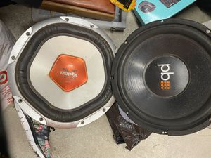 Electronics and speakers priced to sell make offers for Sale in Pomona, CA