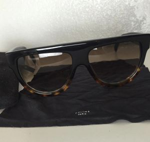 Cèline Black and Brown Shadow Sunglasses for Sale in Miami, FL