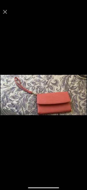 Charming Charlie's Wristlet Wallet/Cluth for Sale in Bolingbrook, IL