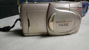 Olympus Digital Camera D-490 Zoom for Sale in Los Angeles, CA