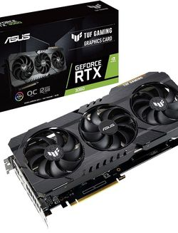 RTX 3060 OC Edition 12gb gddr6 for Sale in Los Angeles, CA