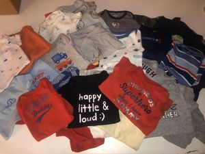 Newborn Baby Boy Clothing Lot - NWOT and EUC $60 OBO for Sale in Bethel Park, PA