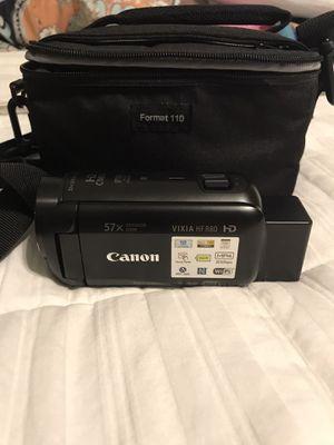 Canon video camera for Sale in Murfreesboro, TN