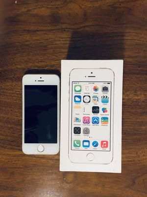 iphone 5s 32 GB unlocked for Sale in Richland, WA