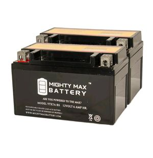 Motorcycle battery ytx7-bs for Sale in Washington, DC