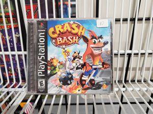 $10 Playstation PS1 - Crash Bash for Sale in Las Vegas, NV