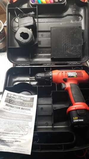 Cordless drill for Sale in St. Charles, IL