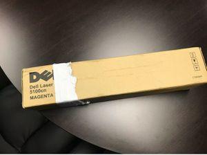 Genuine Dell Laser Printer 5100cn Magenta Toners CT200543 & CT200545 NEW for Sale in Fort Lauderdale, FL