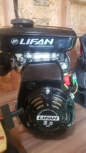 Lifan 3.0 electric motor for Sale in Sandy, UT