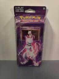 Pokémon Evolutions Mewtwo Theme Deck New for Sale in Belle Isle, FL