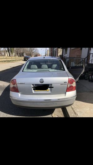 2002 Volkswagen Passat for Sale in Philadelphia, PA