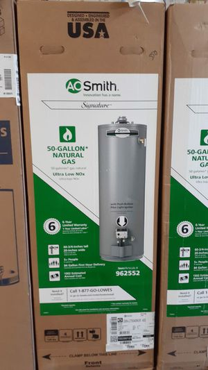 Water heater 50 galones nuevo for Sale in Bloomington, CA
